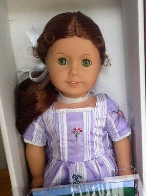 Brand New American Girl Doll Felicity friend of Elizabeth Retired 2008