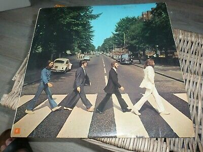 The Beatles - ABBEY ROAD - 1969 vinyl LP