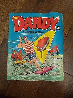 Dandy Summer Special comic undated