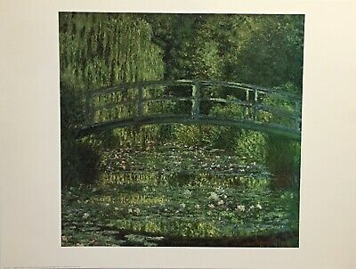 Claude Monet - Póster - Giverny