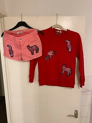 Girls MSGM Outfit Age 12 Years