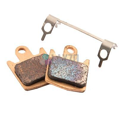 Clarks VX856C MTB Sintered Bike Bicycle Cycle Disc Brake Pads for Hayes Prime