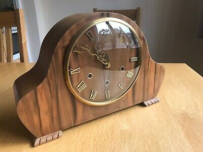 Smiths Westminster Whittington Mantle Clock