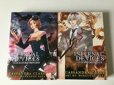 The Infernal Devices - The Mortal Instruments Prequel: Vol 2&3 Cassandra Clare