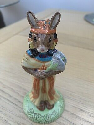 Lovely Royal Doulton Bunnykins figurine -  Ankhesenamun - DB 295