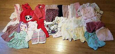 Baby Girls 3-6 Months Clothes Bundle Next Joules JoJo