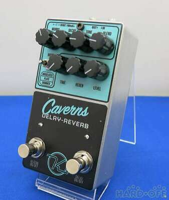 Keeley Engineering A0489 Caverns Delay Reverb