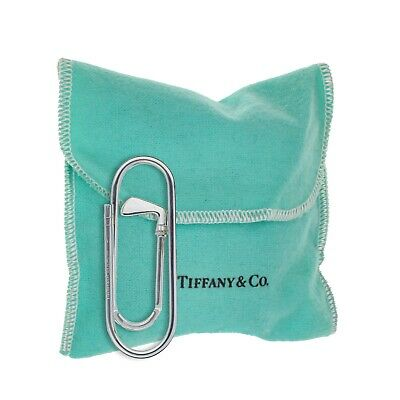 Tiffany & Co. Golf Club Money Clip 925 Sterling Silver Stamped