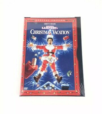 """Brand New Sealed """"National Lampoon's Christmas Vacation"""" Special Edition DVD"""