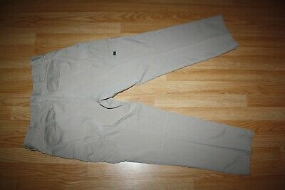 Men's 5.11 Tactical Series Cargo Pants Tag Size 38X32 Hemmed to 30.