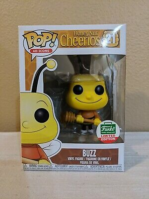 Funko Pop! Ad Icons Cheerios Buzz #21 Funko Shop Limited Edition