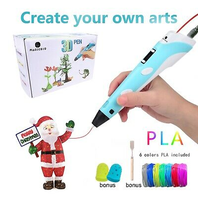 Professional 3D Printing Pen For Adults And Kids Christmas Gift