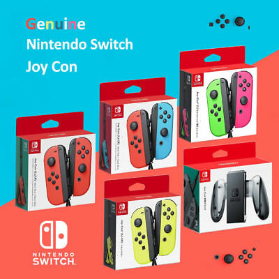 Real Nintendo Switch Joy Con Wireless Controller Joystick Joy-con Gamepad Contro