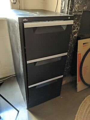used filing cabinet - seen much love