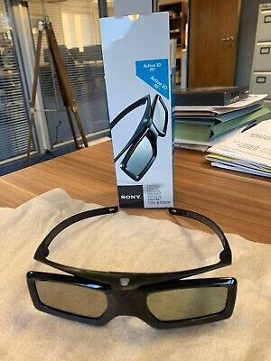 Sony 3D Projector TV Active Shutter Glasses TDG-BT500A