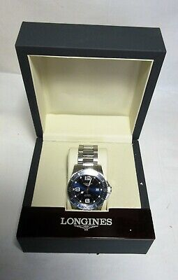 Longines Hydro Conquest L3.642.4 Automatic with box & papers