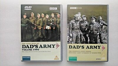 Dad's Army Collectin - Series 1/Lost Episodes Of Series 2  / Plus Volume 2