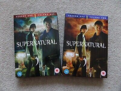 Supernatural - Series 1 - Complete Volume One and Two (DVD, 2006)