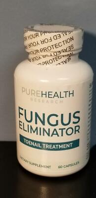 PureHealth Research Fungus Eliminator Toenail Treatment New / Sealed Exp 11/2021