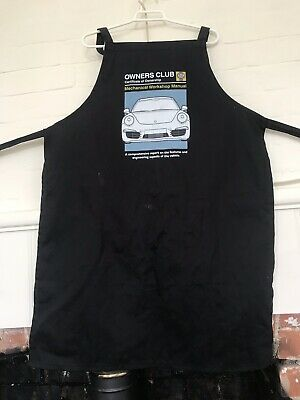 Owners Manual Kitchen Apron