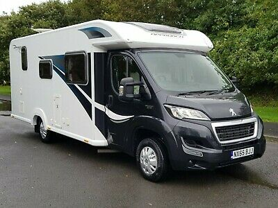 Bailey Approach 740 Autograph   2.2  1 Owner Fixed Bed 4 Berth 5K Miles