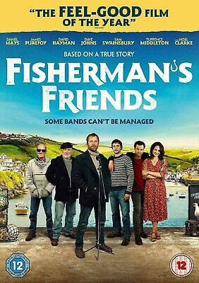 Fisherman's Friends 2019 DVD.  new and sealed. Free p+p