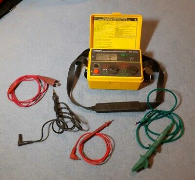 Robin Kmp 3075Dl Insulation Continuity Tester,