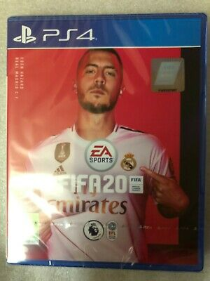 Fifa 20 (Ps4).     Brand New.   Still Sealed..