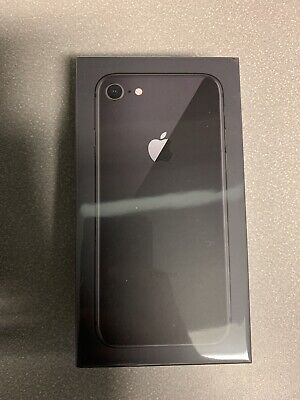 Apple iPhone 8 - 64GB -Space Gray(Verizon) CLEAN ESN (Factory Sealed) BRAND NEW!