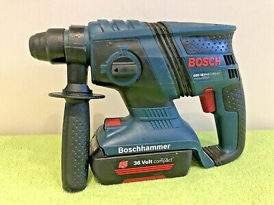 Bosch GBH 36 V-LI Cordless Drill compact PLUS 36v BATTERY ONLY 3 DAY AUCTION