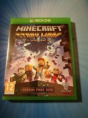 Minecraft: Story Mode for Xbox one