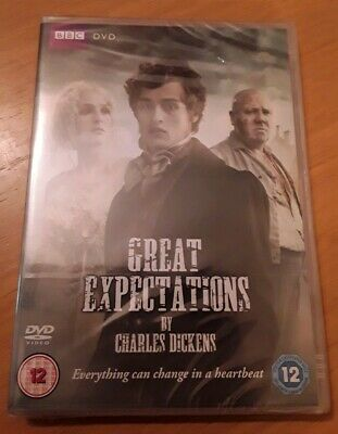 Great Expectations DVD BBC Series 2012 Charles Dickens Sealed New