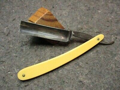 Vintage Straight Razor/Wade & Butcher,Sheffield,England/Invincible/Large Blade