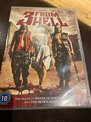 3 From Hell [DVD]