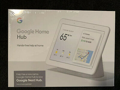 Google Home Hub with Google Assistant (GA00515-US)