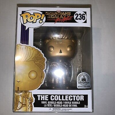 Funko POP! Marvel: The Collector Guardians of The Galaxy Disney Parks Exclusive