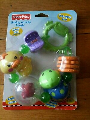 Fisher Price Linking Activity Beads