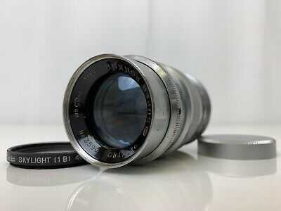Minolta Super Rokkor 85mm f2.8 Chiyoko In Sold As Is Condition from Japan