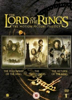 Very Good, The Lord of the Rings Trilogy (Theatrical Edition Box Set) [DVD], , D