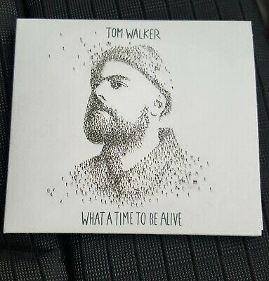 Tom Walker What a Time to be Alive Album