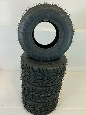 Heidenau Bambino WH1 Wet Tyre Set -  Go Kart Karting Race Racing