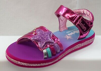 Skechers Twinkle Toes Sunnies  Girls Sandals Brand New Size Uk C10.5 (Ba15)