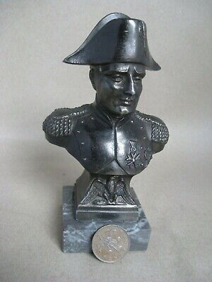 Antique Spelter bust of Napoleon