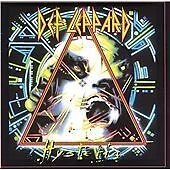 Def Leppard - Hysteria - Cd Album - Animal / Love Bites / Pour Some Sugar On Me