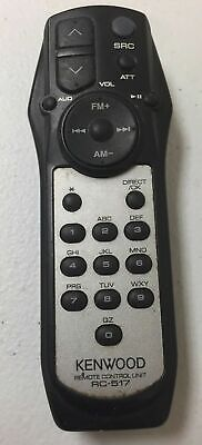 KENWOOD RC-517 AUDIO REMOTE CONTROL FOR KDC-3028 KDC-MP428 KDC-MP4028 a3b