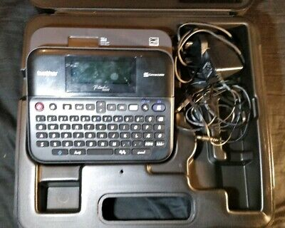 Brother P-touch D600 Label Printer Professional Labelling Machine
