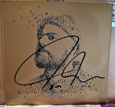 Tom Walker What A Time To Be Alive Deluxe edition CD hand Signed postcard insert