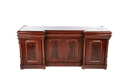 Outstanding Quality Antique Victorian Mahogany Sideboard