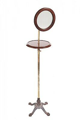 Fine Quality Antique Victorian Telescopic Shaving Stand