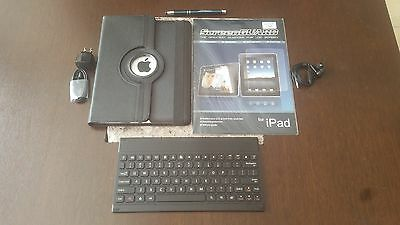 EXCELLENT CONDITION -Apple iPad 4 (4th Gen) 32GB Wi-Fi- w/ ACCESSORY PACAKGE!!!
